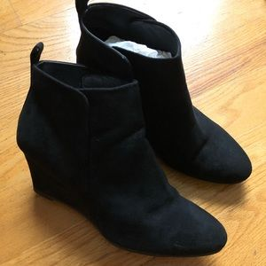 Forever 21 Women's suede boots